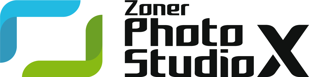 Logo Zoner Photo Studio